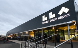 Luton airport